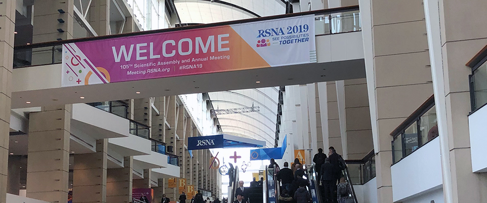 Thank you for visiting us at RSNA 2019